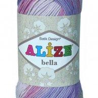 Хлопковая пряжа Bella batik